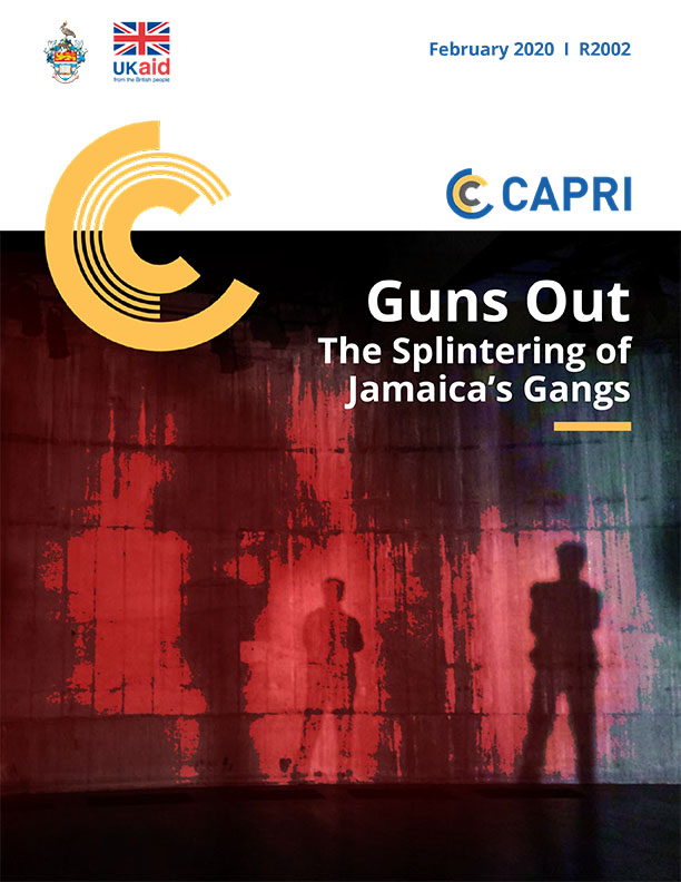CAPRI Hosts Review Meeting with Key Stakeholders for its Research on Gangs in Jamaica
