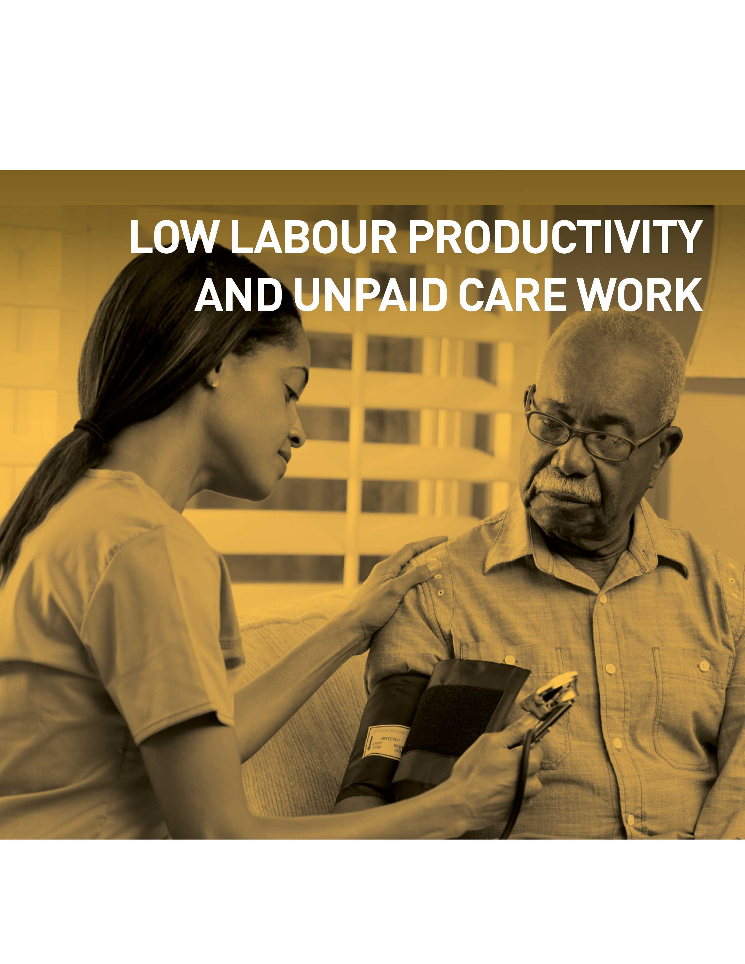 CAPRI Launches A Study on Low Labour Productivity And Unpaid Care Work